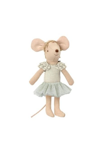Maileg big sister dance mouse swan lake