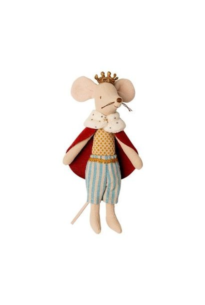 Maileg father mouse king
