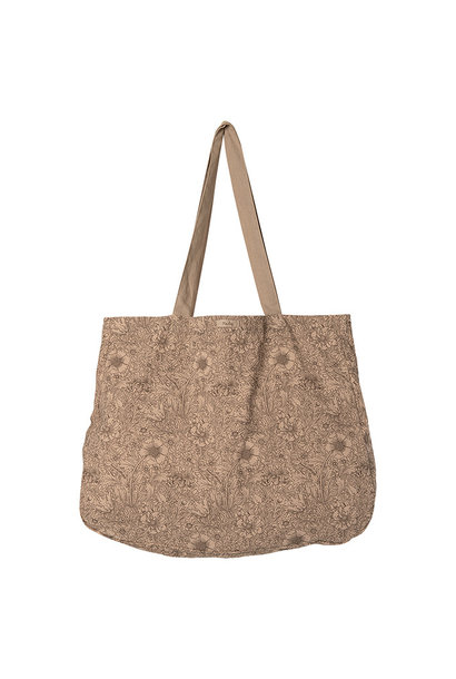 Maileg tote bag flowers