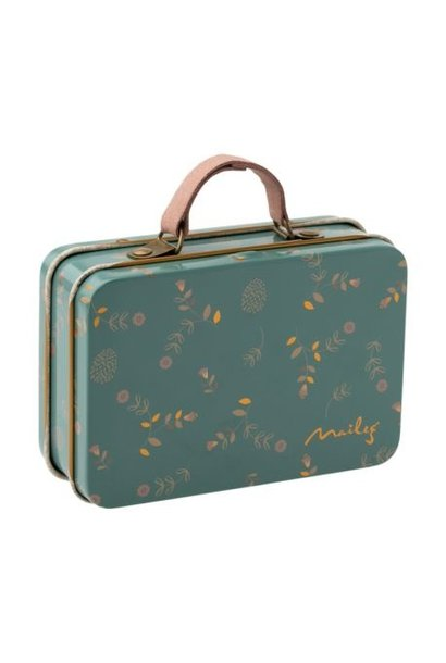 Maileg miniature metal suitcase elia
