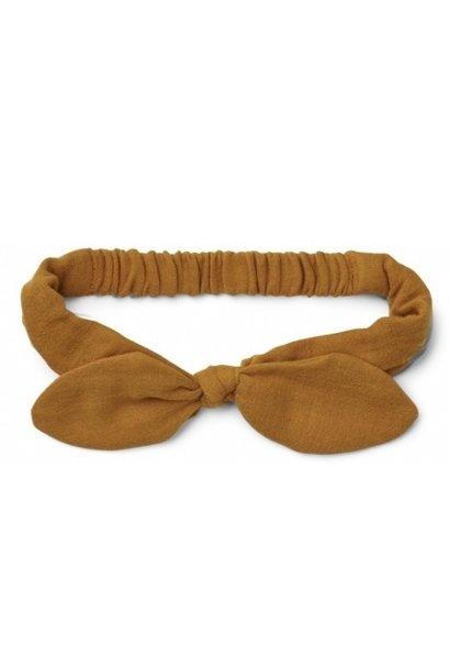 Liewood headband henny mustard