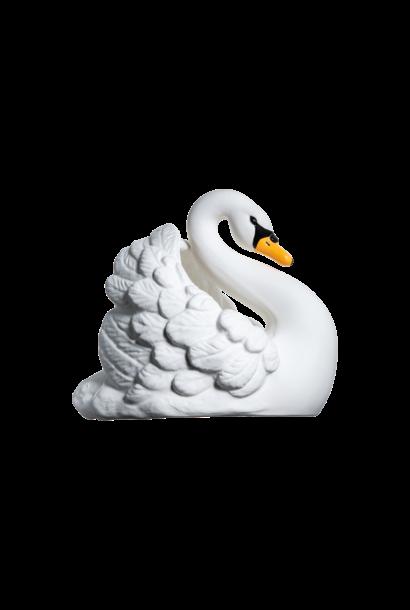 Natruba bath swan white
