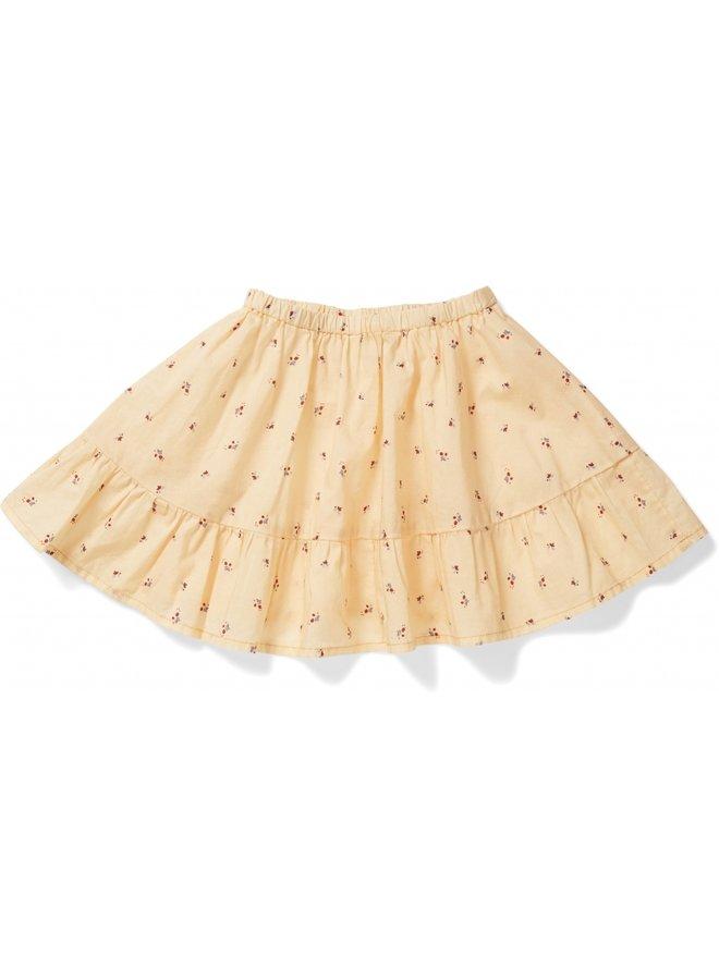 Skirt varda bloom red/ blue