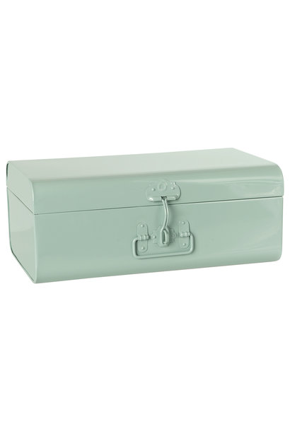 Maileg storage suitcase blue large