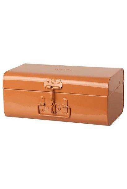 Maileg storage suitcase rose medium