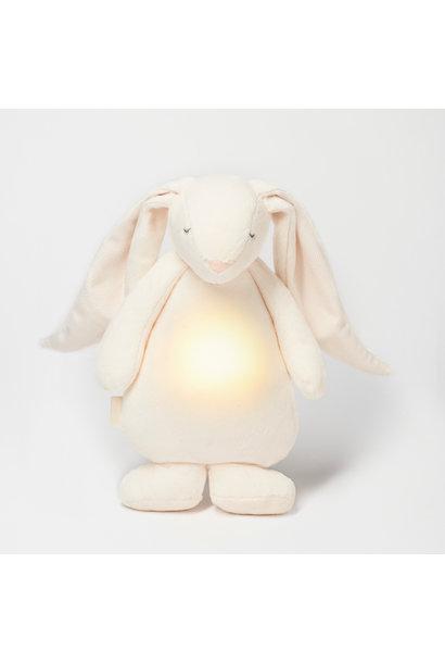 Moonie the humming friend bunny cream