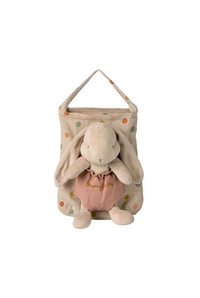 Maileg bunny holly with carrier