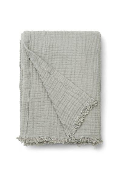 Liewood muslin blanket magda dove blue