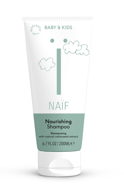 NAÏF nourishing shampoo baby & kids