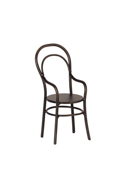 Maileg miniature chair with armrest
