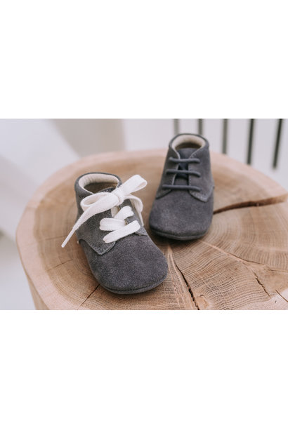 Mavies boots classic grey suede