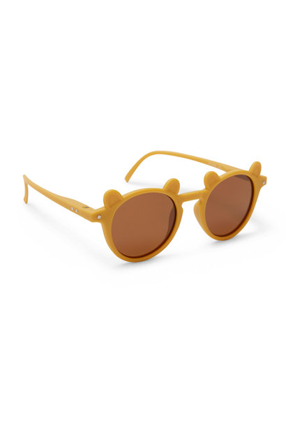 Konges Slojd zonnebril mustard gold