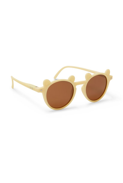 Konges Slojd zonnebril vanilla yellow