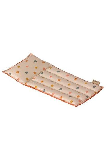 Maileg air mattress mouse multi dot
