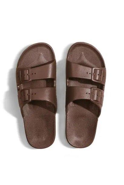 Freedom moses basic slippers choco