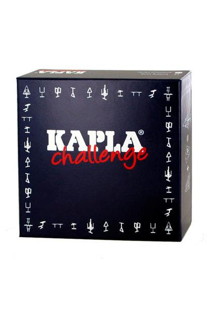 Kapla 16 challenge