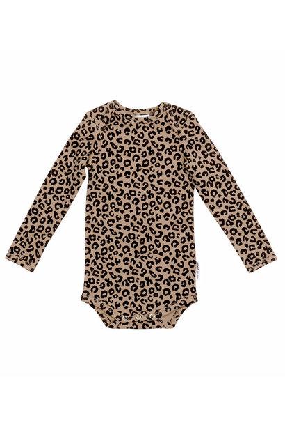 Maed for mini body brown leopard