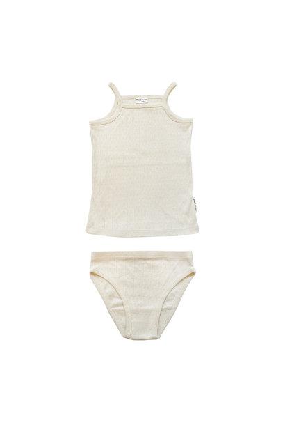 Maed for mini underwear girls chique chincilla