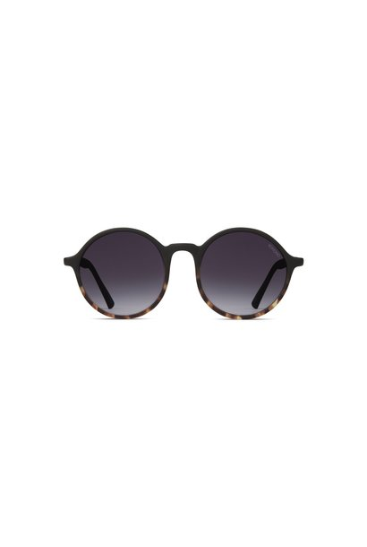 Komono kids zonnebril madison matte black/ tortoise