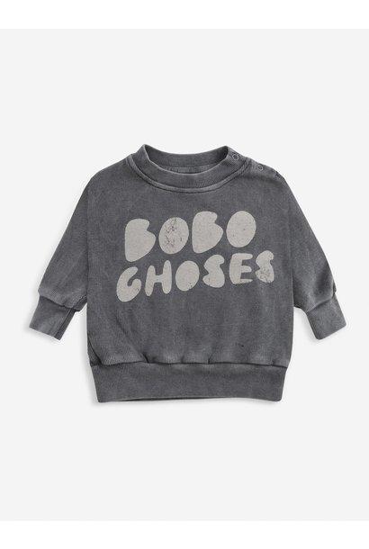 Bobo Choses sweater december sky