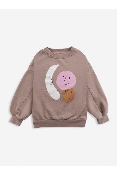 Bobo Choses sweater kids fruits tuscany