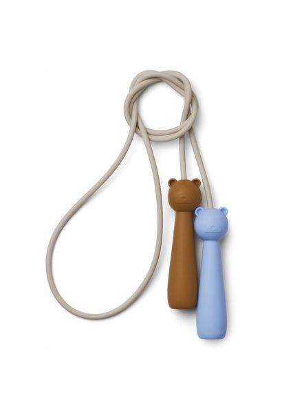 Liewood skipping rope birdie sky blue multi
