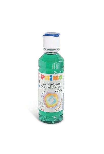 Primo (s)lijm op waterbasis 240ml Groen
