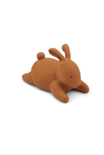Liewood bath toy vikky mustard rabbit