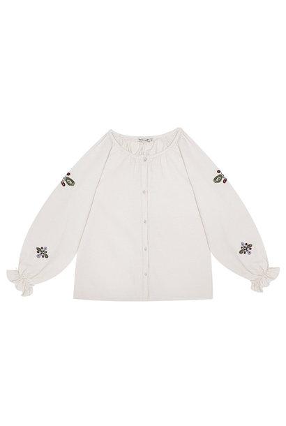 The New Society blouse giorgia natural