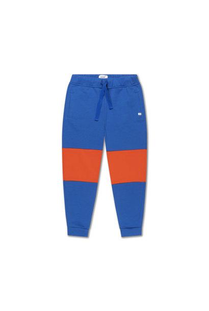 Repose jogger matisse blue color block