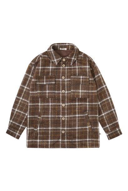 Ammehoela blouse bill wood check