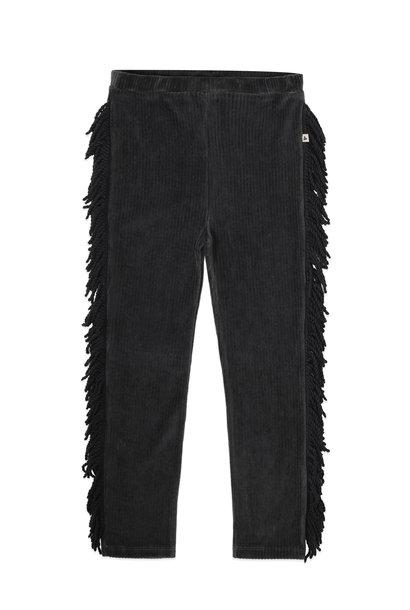 Ammehoela pants james fringe pirate black