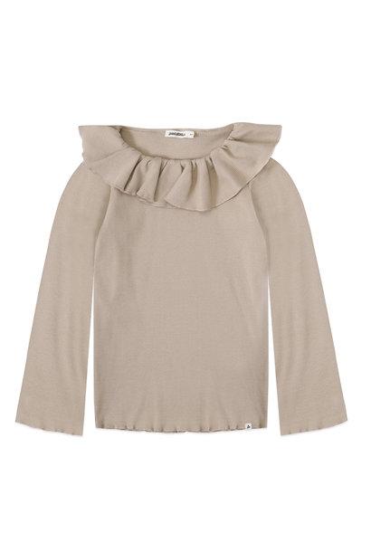 Ammehoela blouse jenn sand