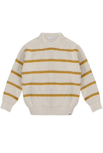 Ammehoela sweater jumper pebble
