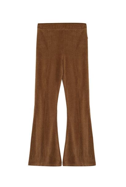 Ammehoela flared pants MOM liv wood