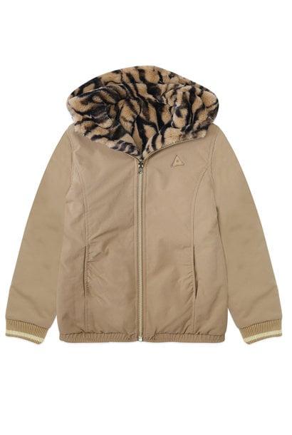 Ammehoela jacket lola brown black