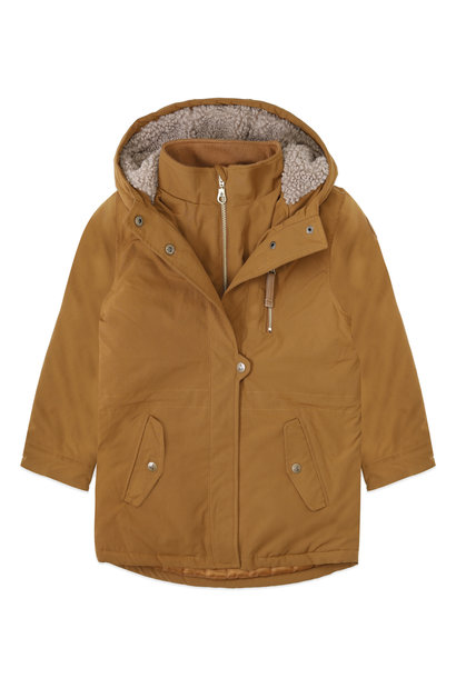 Ammehoela jacket storm medalbronze