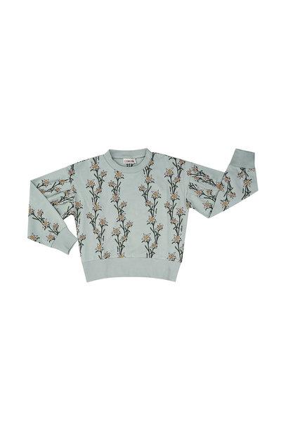CarlijnQ sweater girl edelweiss