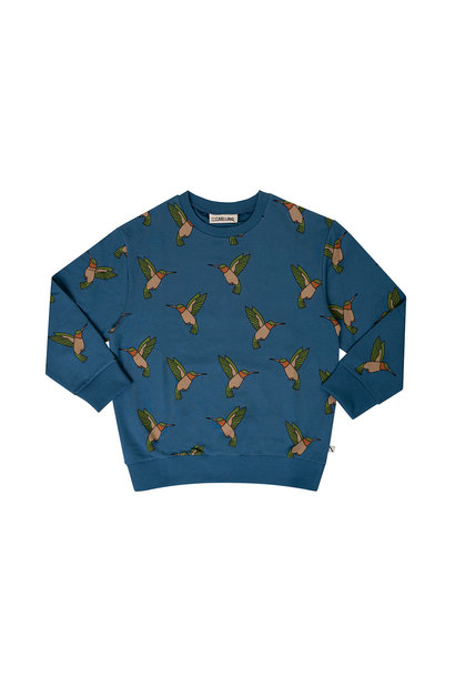 CarlijnQ sweater hummingbird