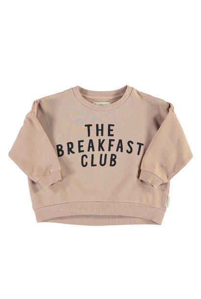 Piupiuchick sweater the breakfast club light brown