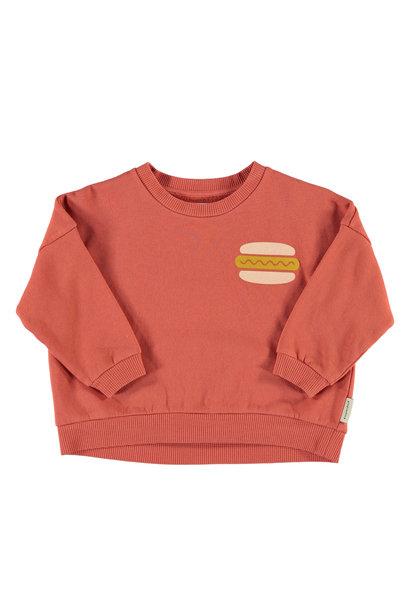 Piupiuchick sweater hotdog brick