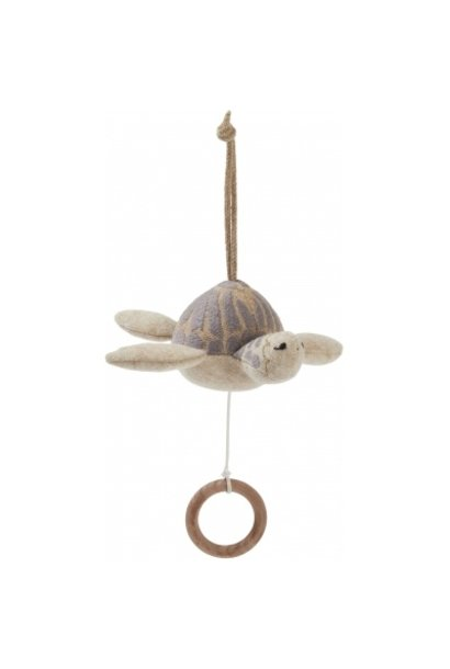 Konges Slojd music turtle grey