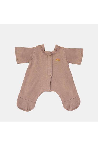 Olli Ella dinkum doll pyjama lilac