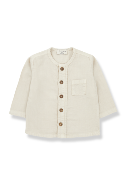 1+ in the family blouse custo alabaster