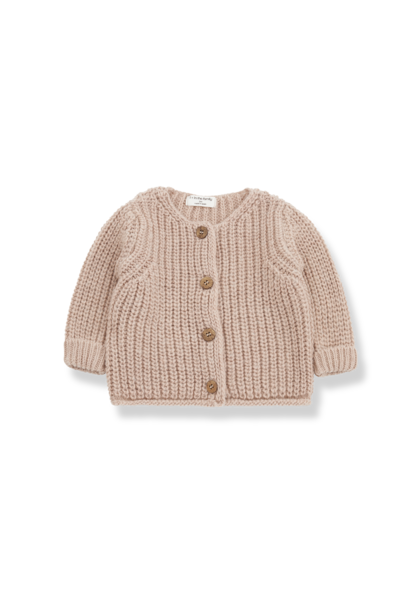 1+ in the family cardigan rea rose