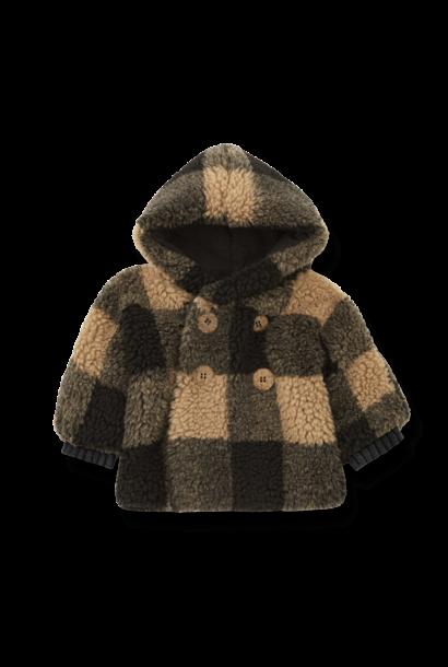 1+ in the family furry jacket eugene brandy