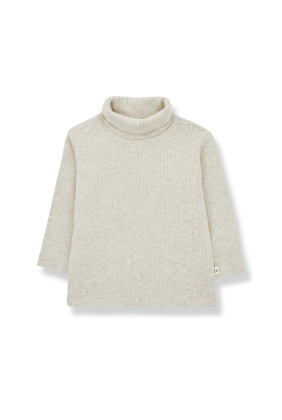 1+ in the family turtleneck ares alabaster