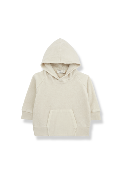 1+ in the family hoodie hellina alabaster