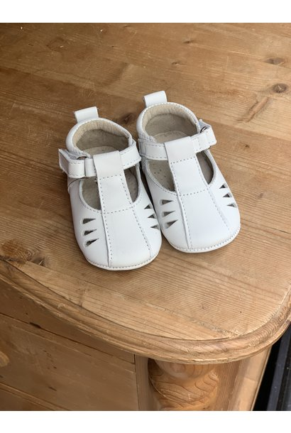 Mavies boots liv white