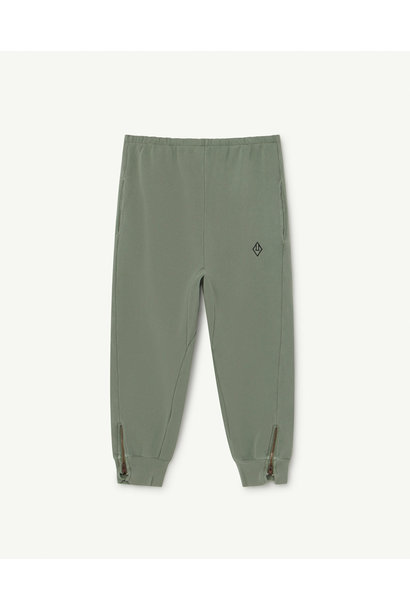 The Animals Observatory trouser panther soft green